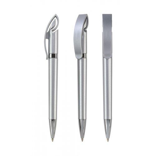 Кулькова ручка COBRA Satin+Metal