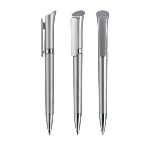 Кулькова ручка GALAXY Satin+Metal