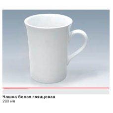 """Чашка """"Лілія"""" біла"""