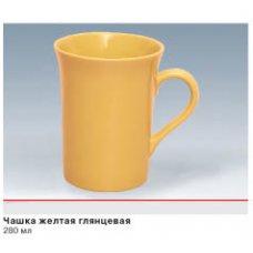 """Чашка """"Лілія"""" жовта"""