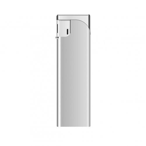 Запальничка P-03 Slim (срібло)