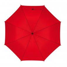 """Парасолька """"Бугі"""" 36 (червона)"""