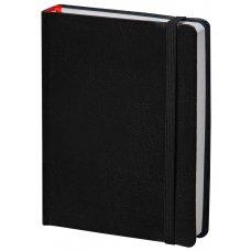 Щоденник недатований А6, блок білий, Черво неро