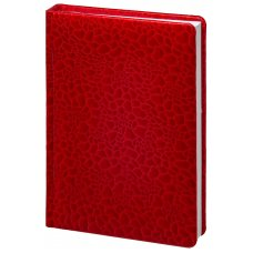 Щоденник недатований 12.5*х17, блок білий, Тортуга