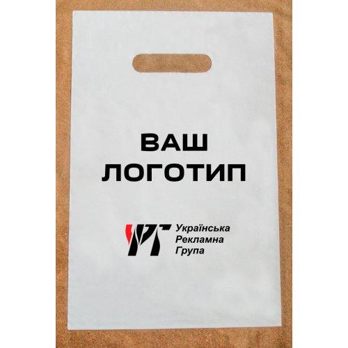 Пакети поліетиленові 50х50 (білі)