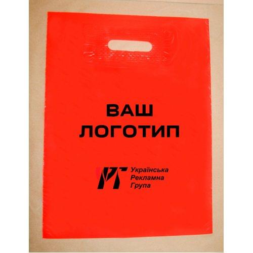 Пакети поліетиленові 30х40 (червоні)